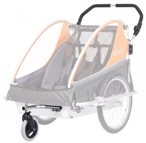 Kinderwagenset mit neuem Schiebbügel