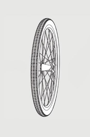 Aufpreis Big Apple-Reifen